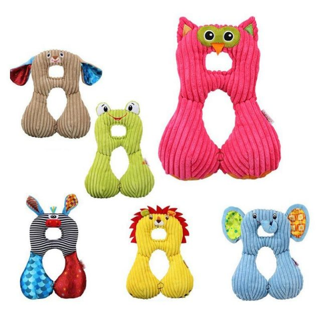 Funny Animals Baby SafetyNeck Support Pillow