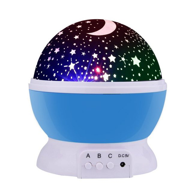 Kid's Night Sky Projector and Nightlight