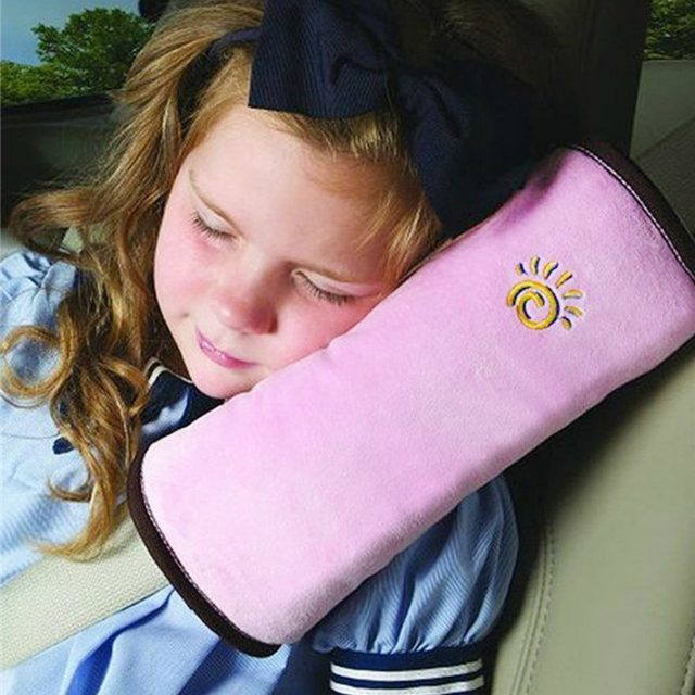Kid's Soft Car Seat Belt Pad