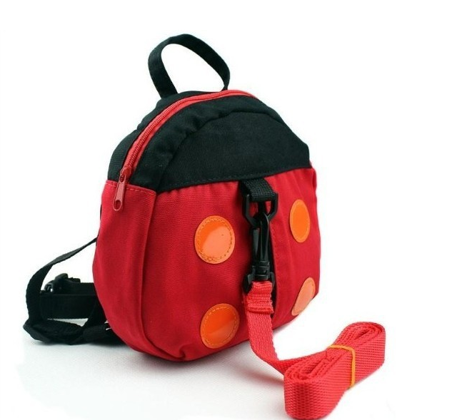 Cute Plush Backpack with Harness