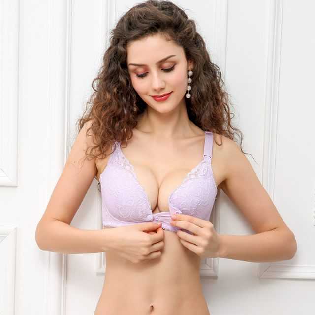 Breastfeeding Maternity Nursing Bras