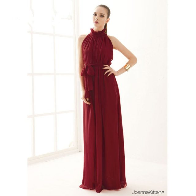 Women's Old Hollywood Maternity Dress