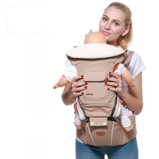 Luxury Ergonomic Multifunctional Baby Carrier