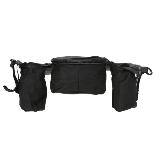 Comfortable Capacious Oxford Cloth Stroller Organizer