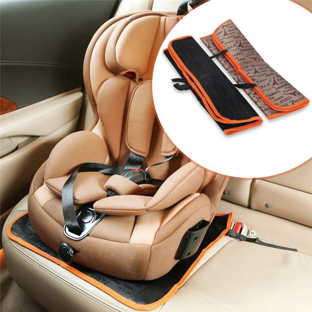 Convenient Safety Waterproof Anti-Slip Baby Car Seat Cover