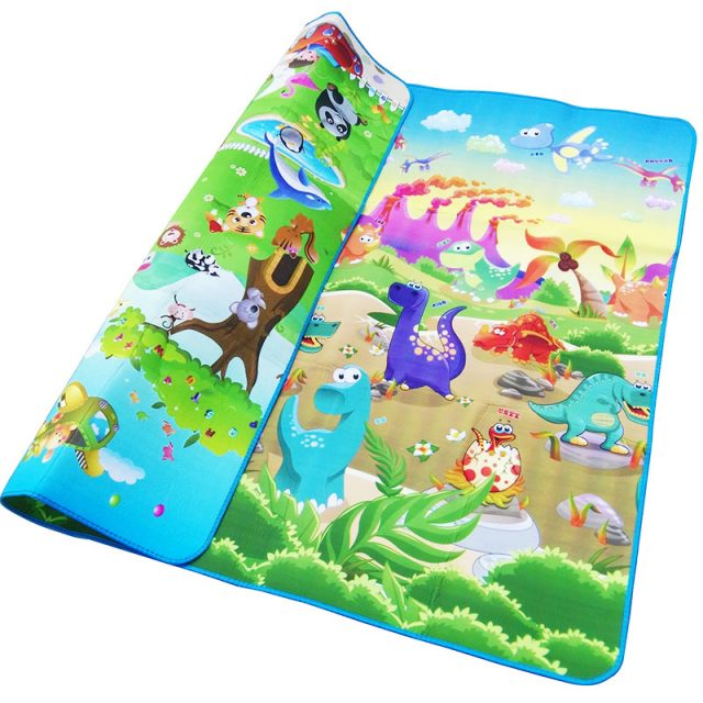 Pretty Baby's Animal Printed Play Carpet