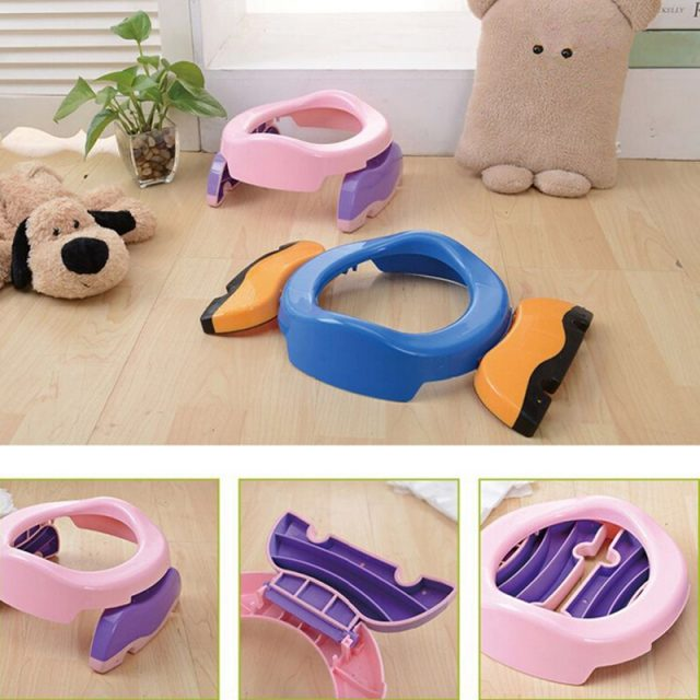 Baby's Portable Comfortable Potty Seat