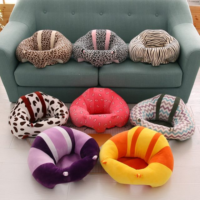 Comfortable Soft Colorful Plush Baby Nest