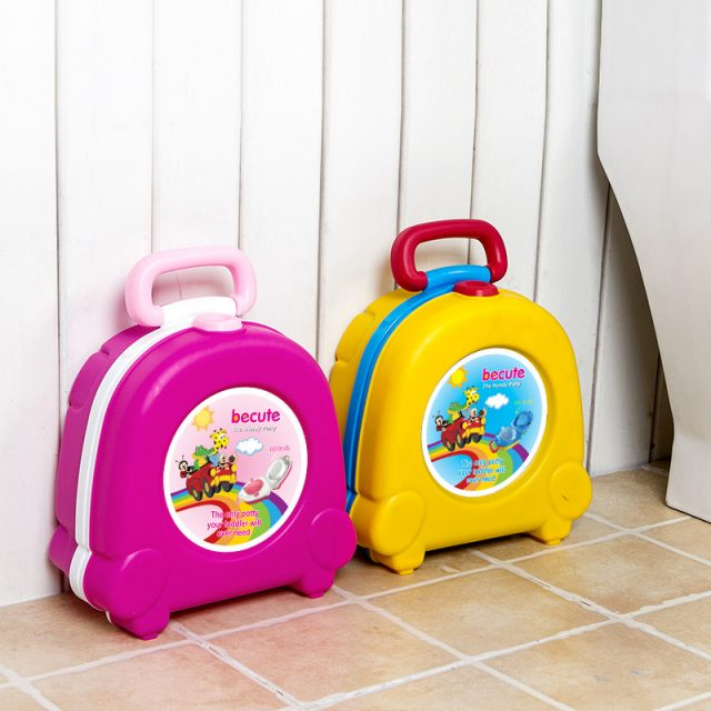 Leakproof Folding Kids Potty