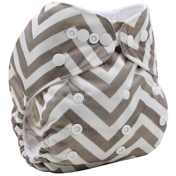 Comfortable Breathable Washable Reusable Baby Diaper