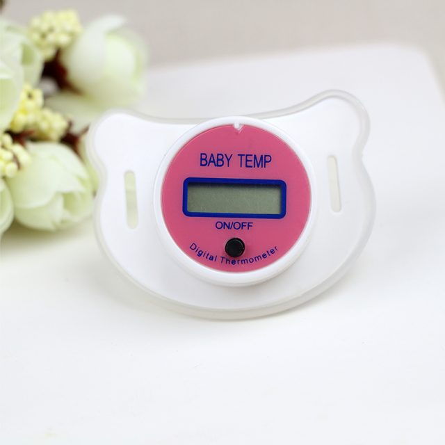 Baby's Nipple Thermometer