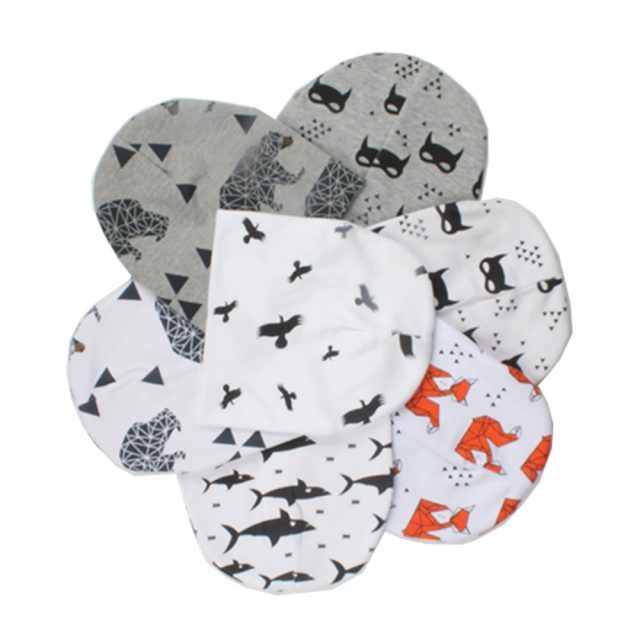 Cute Comfortable Cotton Kid's Headwear