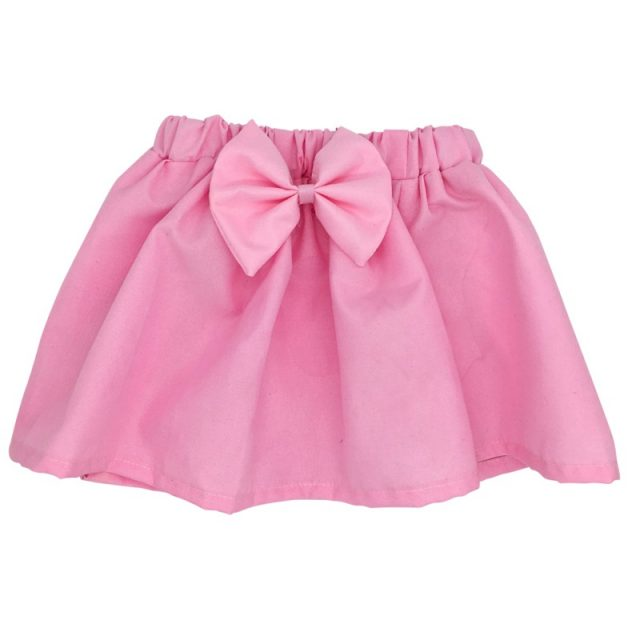 Baby Girl Mini Fluffy Skirt