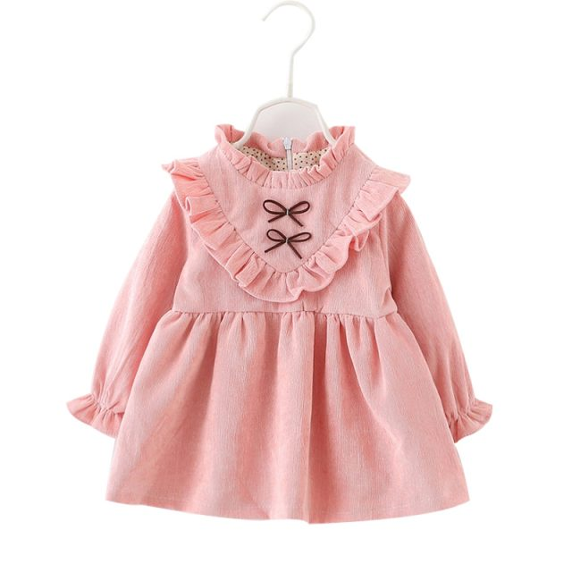 Baby Girl's Cute Ball Gown Dress