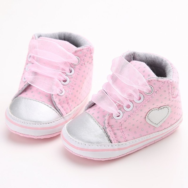 Lovely Comfortable Casual Baby Girl's Sneakers